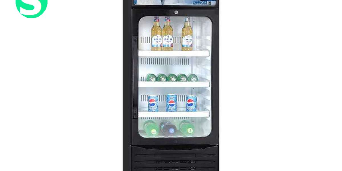 Beverage Cooler - Save Space, Time And Electricity