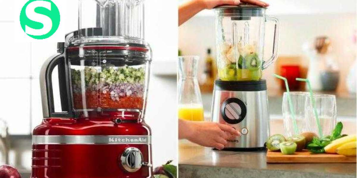 Full size food processors have the same features