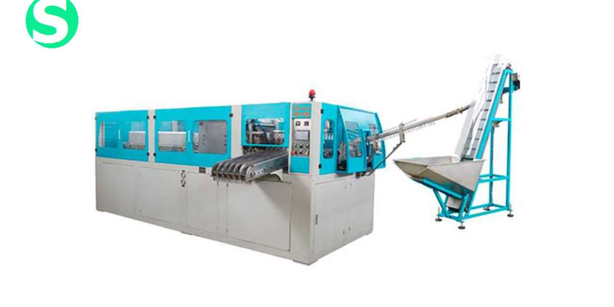The Different Types of Blow Molding Machine - Petblowingmachine