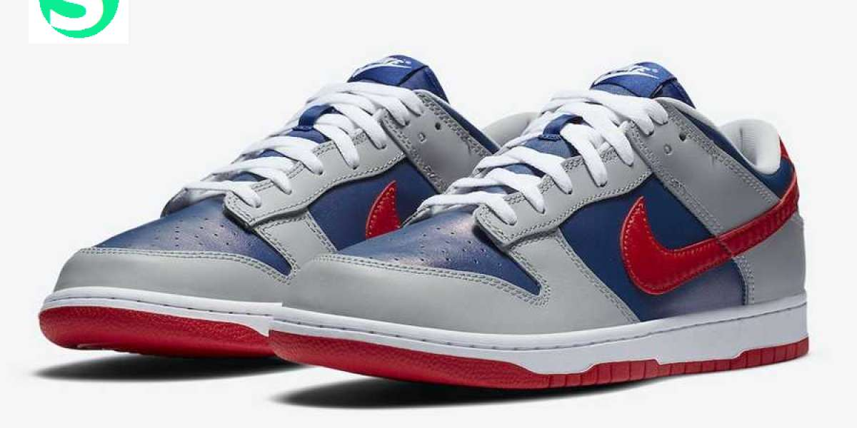 "How to buy new release Nike Dunk Low ""Samba"" CZ2667-400 Fast"