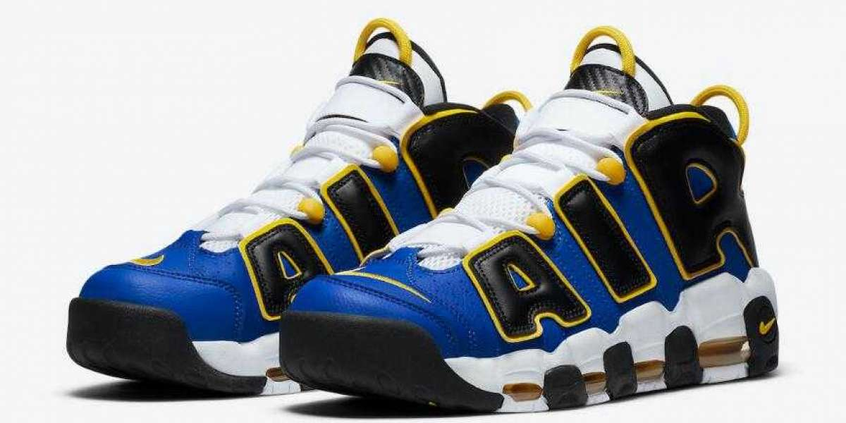 "Nike Air More Uptempo ""Peace, Love, Basketball"" Coming Soon"