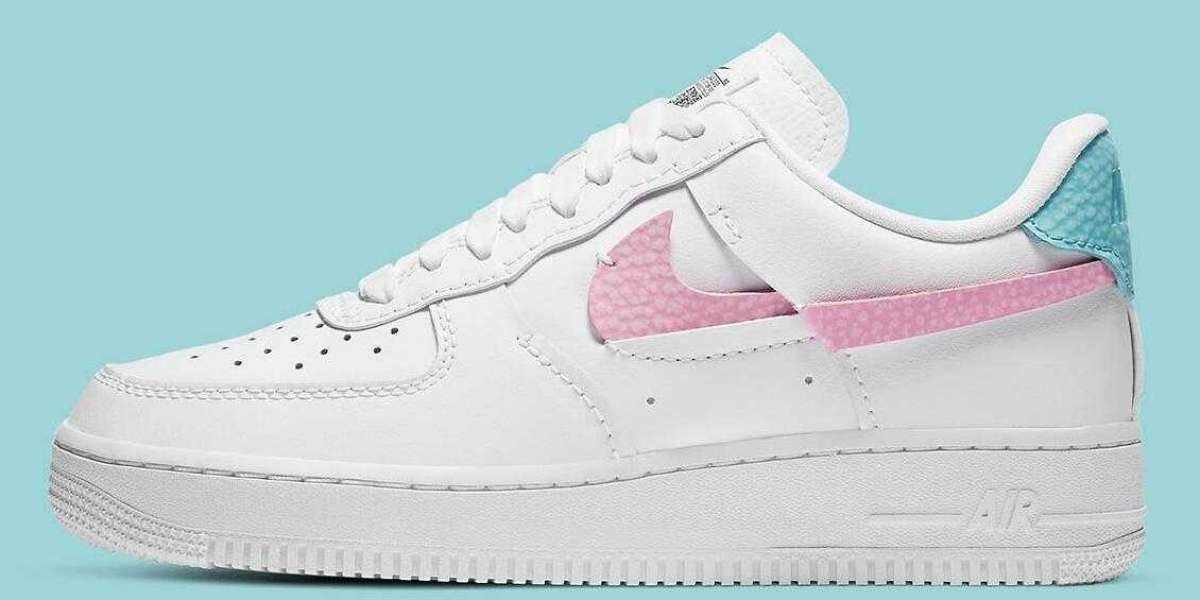 Will You Cop the Nike Air Force 1 LXX White Pink Rise ?