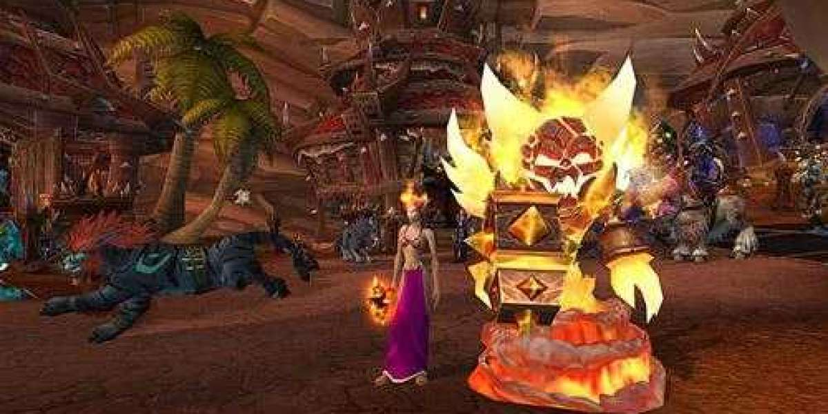 Modern World of Warcraft is expecting its eighth expansion