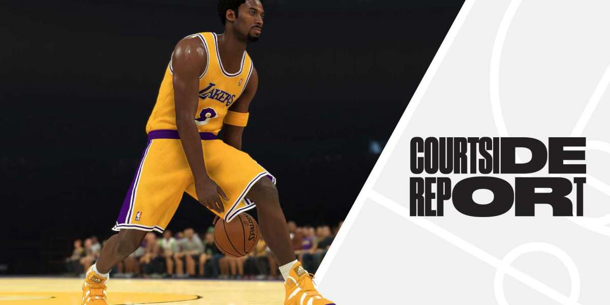 NBA 2K21 Gives a Special Tribute to Lakers Legend Kobe Bryant