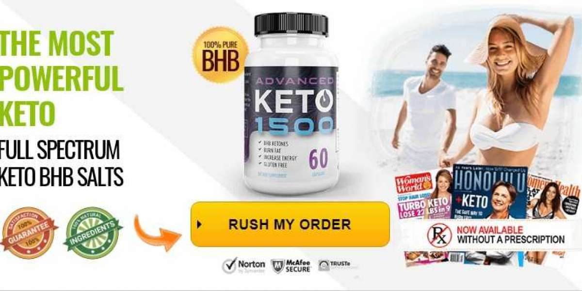 Keto Advanced 1500 [Shocking Reviews] Does These Pills Really Work?