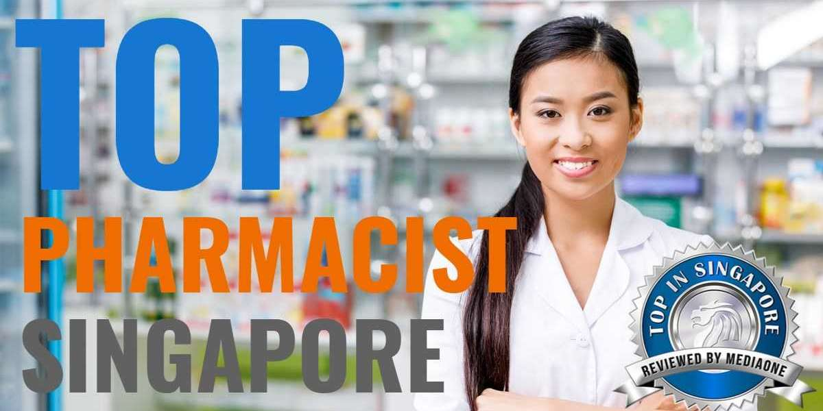 List out the reliable pharmacist in Singapore