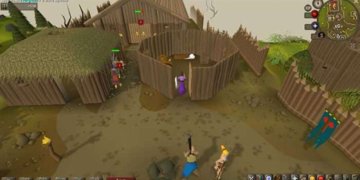 OSRS gold game to pass the time