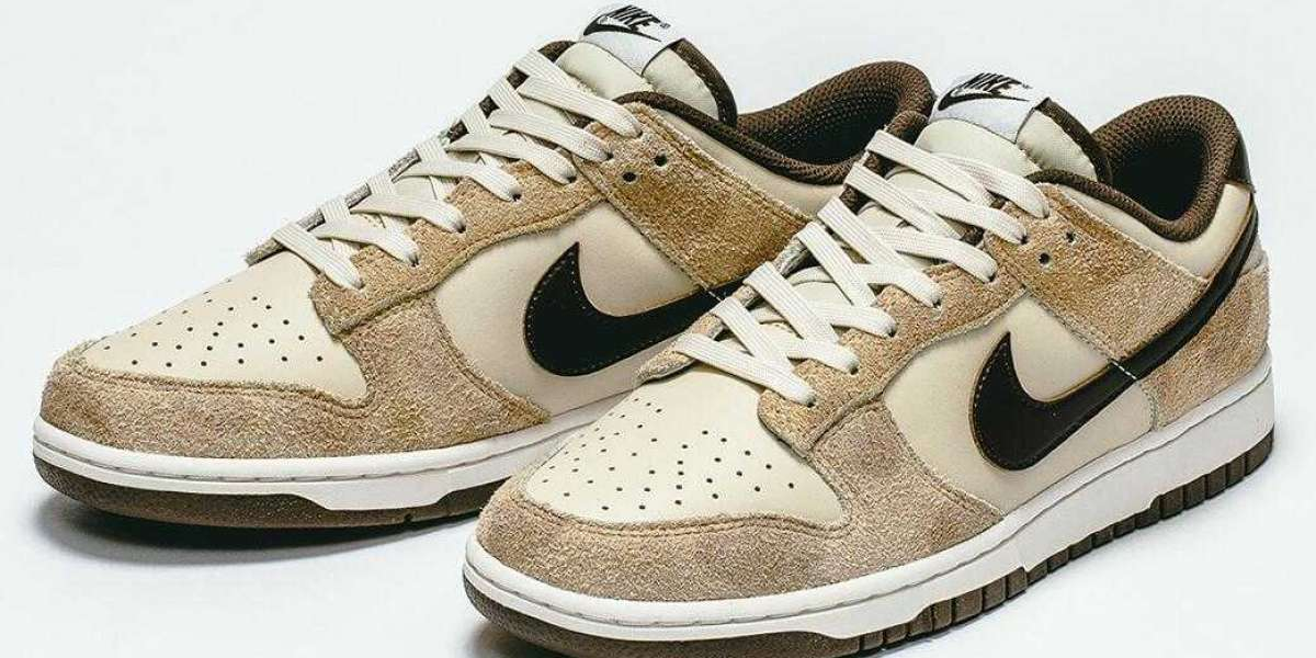 "Buy The Nike Dunk Low ""Giraffe"" Sport Sneakers with Free Shipping"