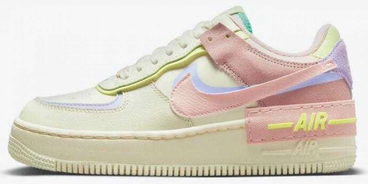 Special Offer Nike Women Air Force 1 Shadow Cashmere Releasing Soon